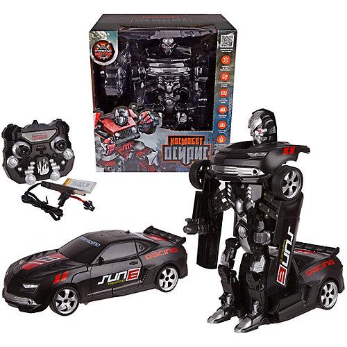 """Машина-робот Пламенный мотор """"Космобот Осирис"""", на р/у, черный от Пламенный мотор"""