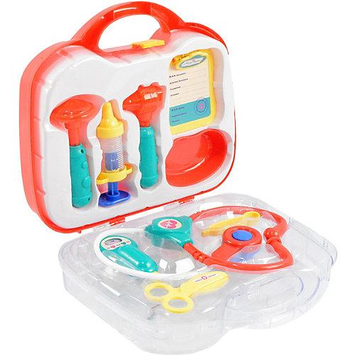 """Игровой набор Mary Poppins """"Скорая помощь"""", 9 предметов, красный от Mary Poppins"""