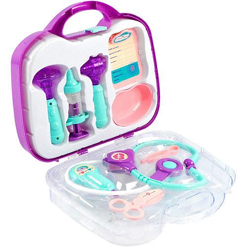 """Игровой набор Mary Poppins """"Скорая помощь"""", 9 предметов, фиолетовый от Mary Poppins"""