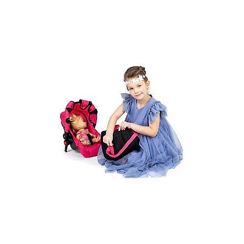 Коляска для кукол Buggy Boom Aurora, фуксия от Buggy Boom