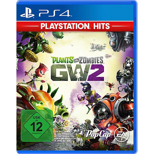 Ps4 Plants Vs Zombies Garden Warfare 2 Ps Hits Ak Tronic Mytoys