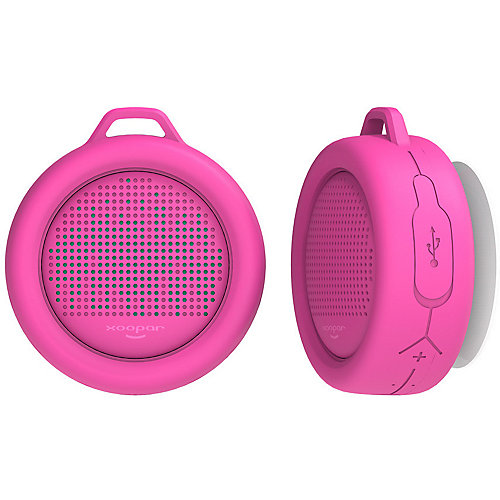 Аудиоколонка Xoopar SPLASH, розовый от Xoopar