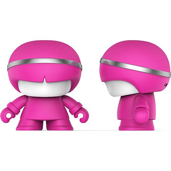 Аудиоколонка Xoopar Mini XBOY, розовый