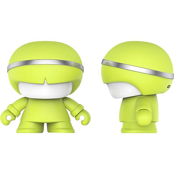 Аудиоколонка Xoopar Mini XBOY, желтый