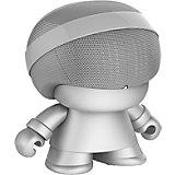 Аудиоколонка Xoopar GRAND XBOY, серебряный