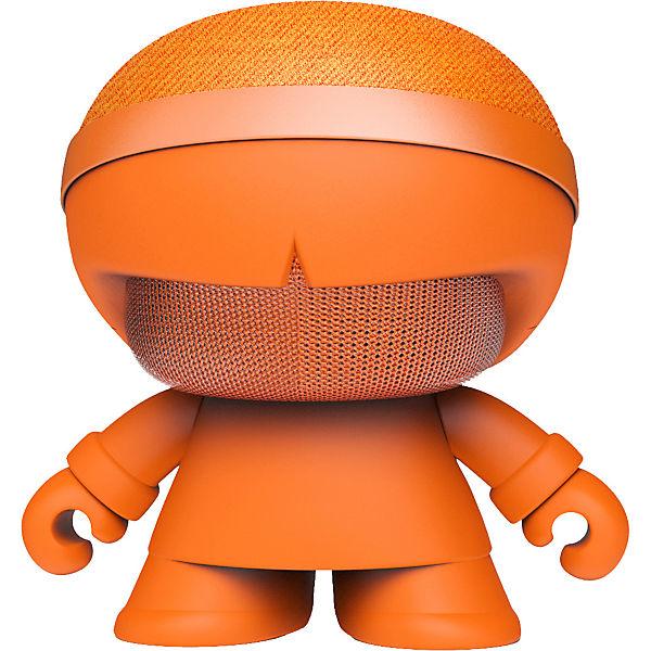 Аудиоколонка Xoopar XBOY GLOW, оранжевый