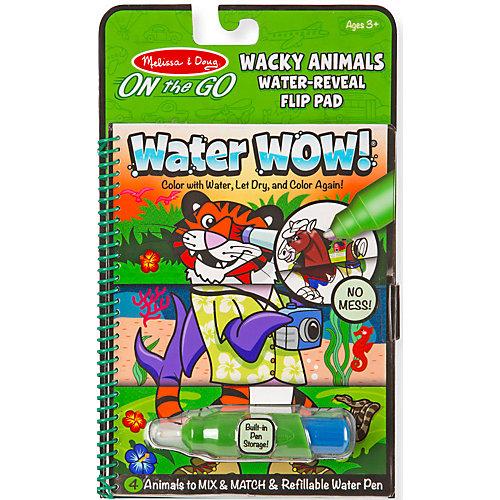 """Набор для творчества Melissa & Doug """"Животные"""", Рисуем водой от Melissa & Doug"""
