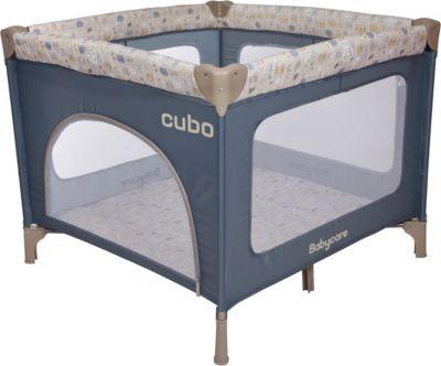 Манеж Baby Care Cubo, синий