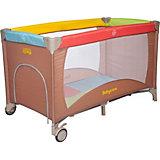 Манеж Baby Care Arena, разноцветный