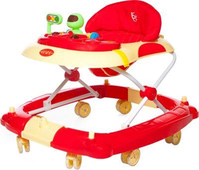 Ходунки Baby Care Cosmo, красный