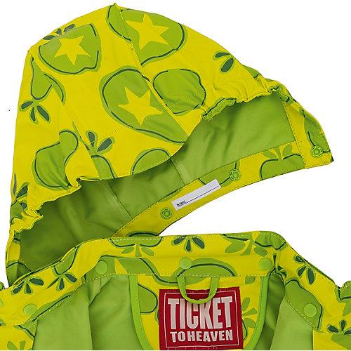 Комплект Ticket To Heaven: куртка и полукомбинезон - grün/gelb от TICKET TO HEAVEN