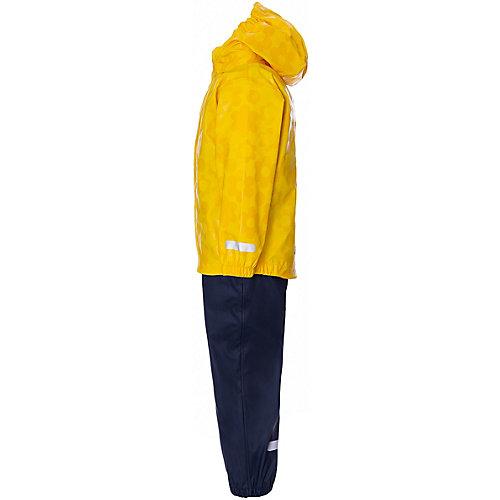 Комплект Ticket To Heaven: куртка и полукомбинезон - желтый от TICKET TO HEAVEN