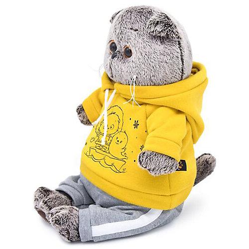 Мягкая игрушка Budi Basa Кот Басик в спортивном костюме, 19 см от Budi Basa