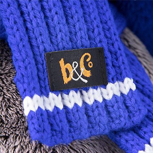 Мягкая игрушка Budi Basa Кот Басик в меховой шапке, 19 см от Budi Basa