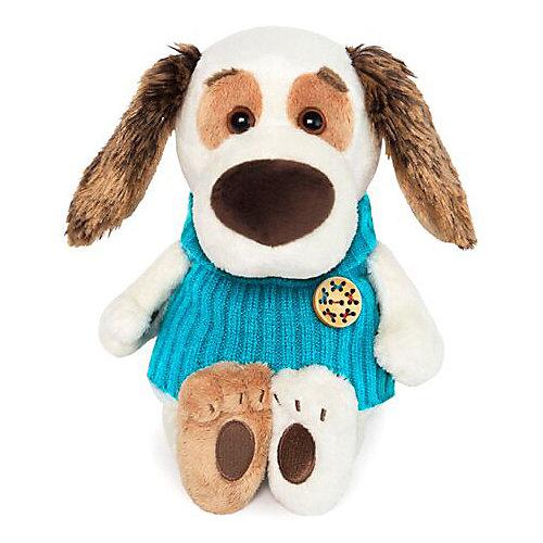 Мягкая игрушка Budi Basa Собака Бартоломей Baby в жилете, 19 см от Budi Basa