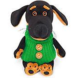 Мягкая игрушка Budi Basa Собака Ваксон Baby в жилете, 20 см