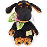 Мягкая игрушка Budi Basa Собака Ваксон Baby с бантом, 20 см