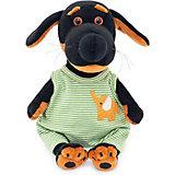 Мягкая игрушка Budi Basa Собака Ваксон Baby в комбинезоне, 20 см
