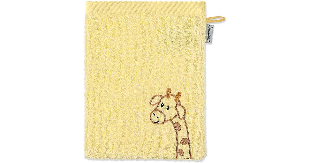 Sterntaler · Waschhandschuh Kuschelzoo, Giraffe Greta