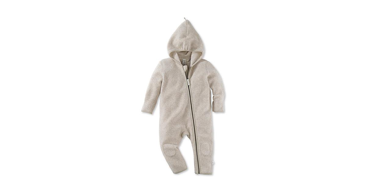HESSNATUR · Fleece Overall, Organic Cotton Gr. 98