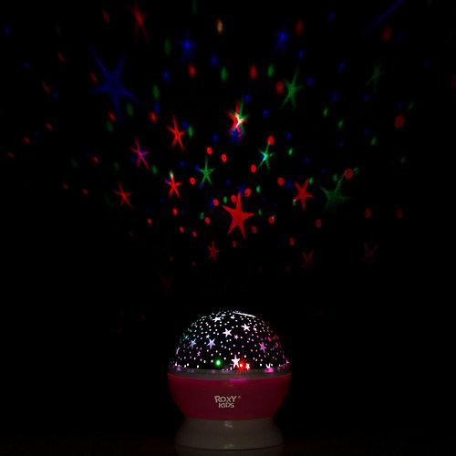 Ночник-проектор звездного неба с игрушкой Roxy-Kids Little Owl от Roxy-Kids