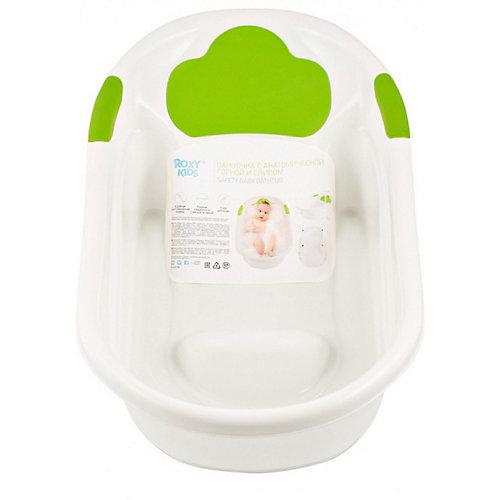 Детская ванночка Roxy-Kids, зеленый. от Roxy-Kids