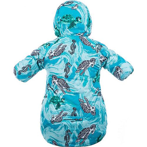 Конверт для новорожденного Huppa Zippy - голубой от Huppa