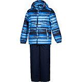 Комплект Huppa Yoko: куртка и полукомбинезон