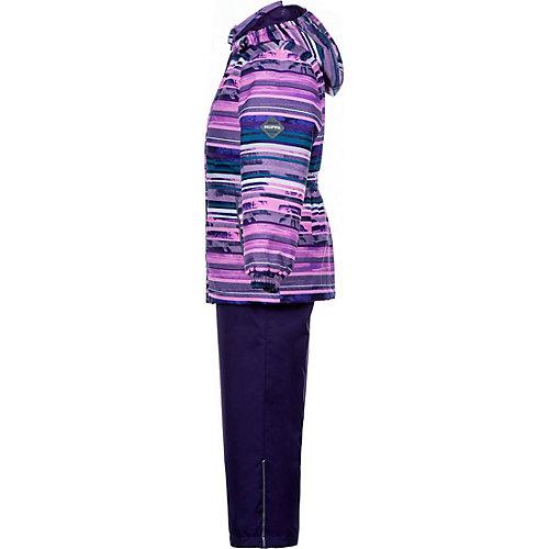 Комплект Huppa Yonne 1: куртка и брюки - лиловый от Huppa