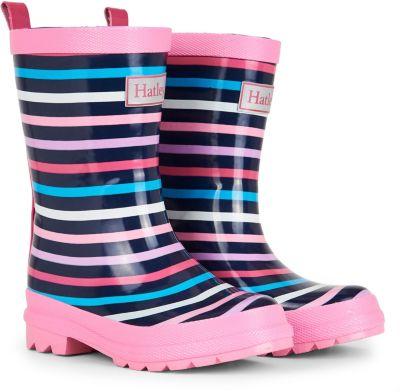Резиновые сапоги Hatley - pink/blau