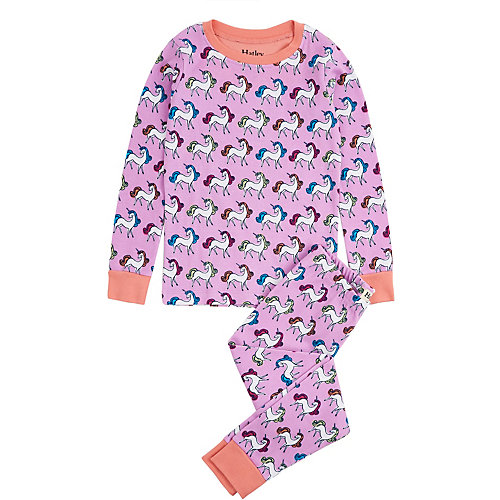 Пижама Hatley - сиреневый от Hatley