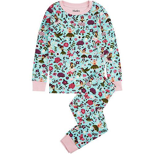 Пижама Hatley - светло-зеленый от Hatley