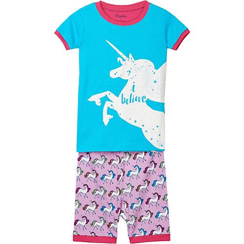 Пижама Hatley - голубой от Hatley