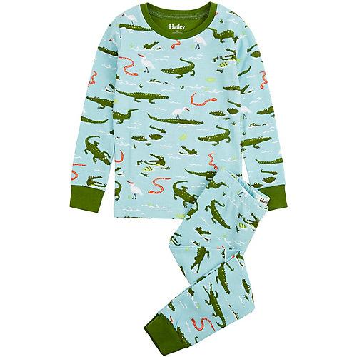Пижама Hatley - зеленый от Hatley