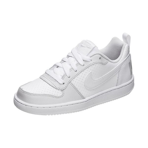 sports shoes 8596a b1775 Court Borough Low Sneaker für Mädchen. Nike Sportswear