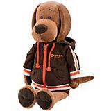 Мягкая игрушка Orange Life Пёс Барбоська в толстовке, 30 см