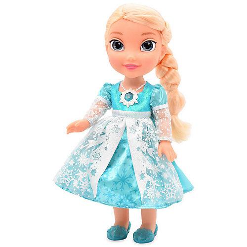 Набор кукол Disney Холодное сердце: Эльза и Олаф, 35 см, свет, звук от Disney