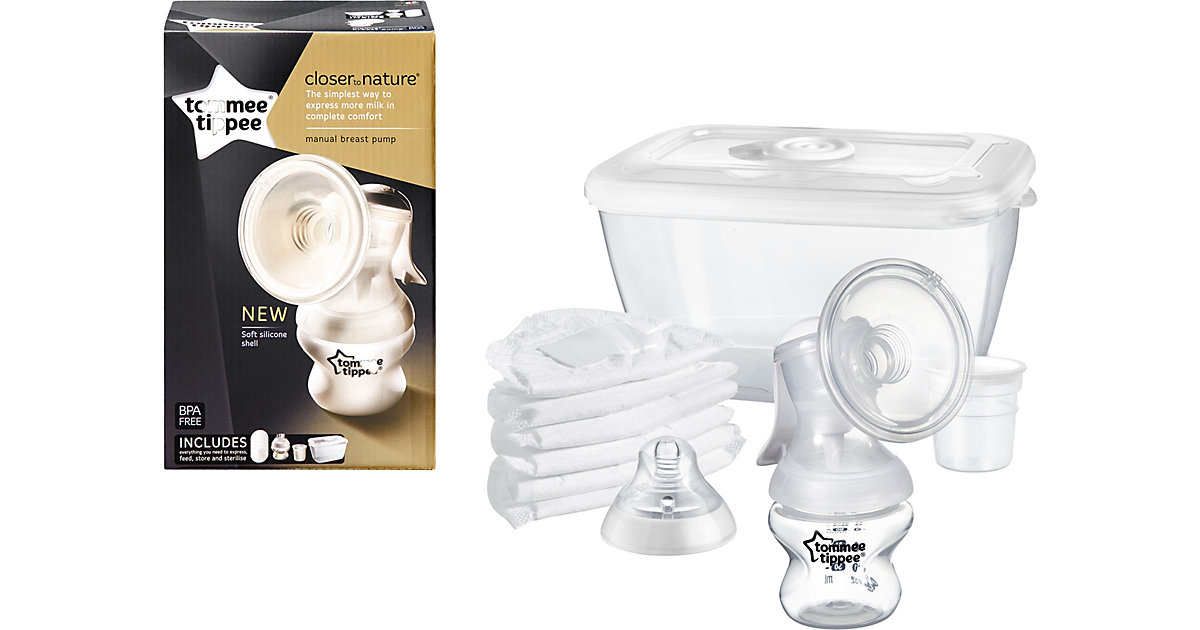 Tommee Tippee · tommee tippee Milchpumpe Closer to Nature
