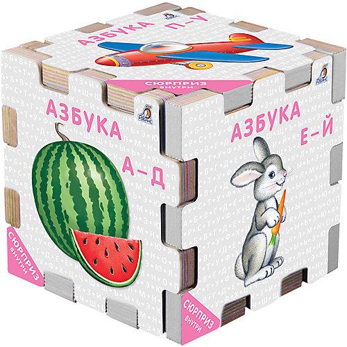 """Книжный конструктор Робинс """"Азбука"""" от Робинс"""