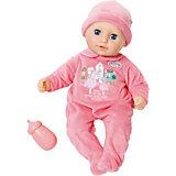 Кукла Zapf Creation Baby Annabell, с бутылочкой, 36 см