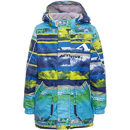 Демисезонная куртка OLDOS ACTIVE - синий от OLDOS