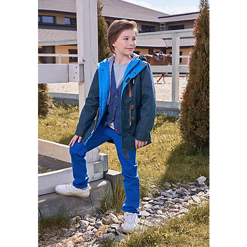 Демисезонная куртка OLDOS - синий от OLDOS