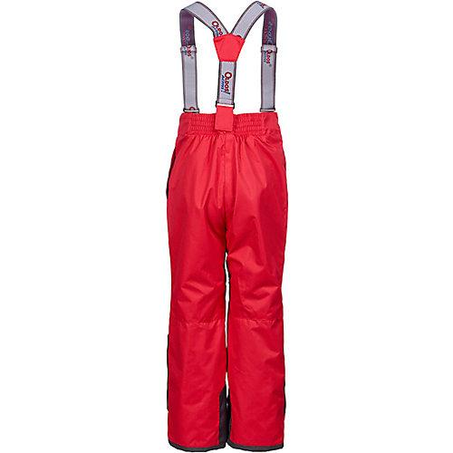 Комплект OLDOS ACTIVE: демисезонная куртка и полукомбинезон - türkis/pink от OLDOS