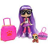 Кукла с питомцем Best Furry Friends Zoe & Zara