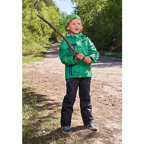 Комплект OLDOS ACTIVE: демисезонная куртка и полукомбинезон - зеленый от OLDOS