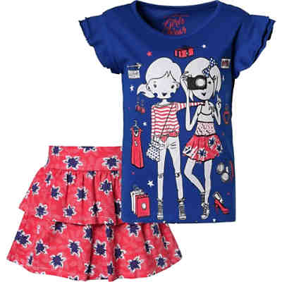 Set Kinder T-Shirt + Rock
