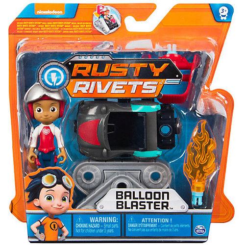 """Малый строительный набор Spin Master """"Расти-механик"""" Balloon Blaster от Spin Master"""