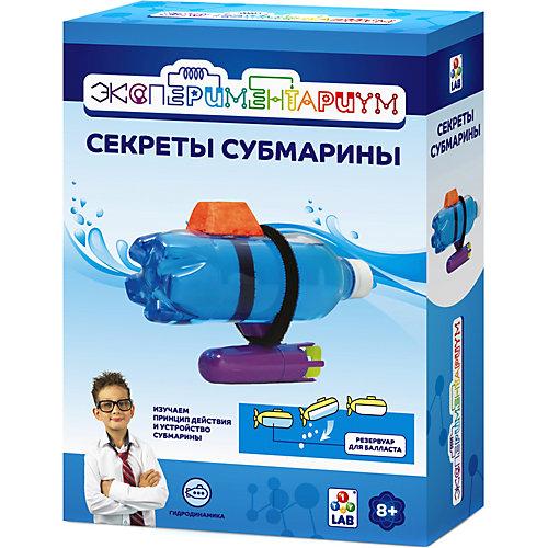 """Набор Экспериментариум """"Секреты субмарины"""" от 1Toy"""