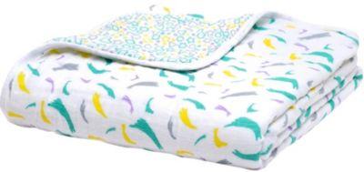 Муслиновое одеяло Adam Stork Sweet Dream, 120х120 см