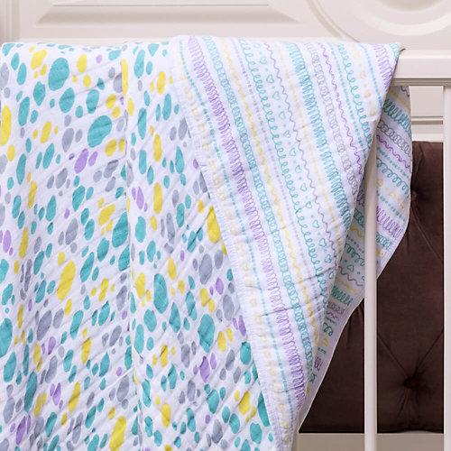 Муслиновое одеяло Adam Stork Candy Dream, 120х120 см от Adam Stork